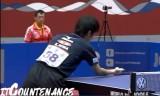 【卓球】 世界ジュニア選手権2011 丹羽孝希VS林高遠(S)