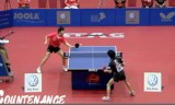 【卓球】 世界ジュニア選手権2011 丹羽孝希VS林高遠(団)