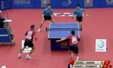 【卓球】 世界ジュニア選手権2011 宋鴻遠/鄭培峰(CHN)