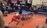 【卓球】 USオープン2010 塩野真人VSカイナット2