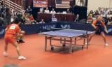 【卓球】 USオープン2010 塩野真人VSカイナット6