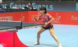 【卓球】 ITTFグランドファイナル2011 森薗美咲VS田代早紀