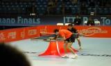 【卓球】 ITTFグランドファイナル2011 王皓VS許2/3