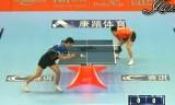 【卓球】 ITTFグランドファイナル2011 馬龍VS呉尚垠