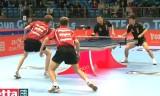 【卓球】 ITTFグランドファイナル2011 馬琳/張継科のダブル