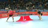 【卓球】 ITTFグランドファイナル2011 王皓VSドリンクホール