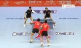【卓球】 ITTFグランドファイナル2011 馬琳/張継科VS馬龍/王皓
