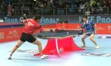 【卓球】 ITTFグランドファイナル2011 柳承敏VSガオニン(高画質)