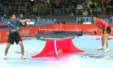 【卓球】 ITTFグランドファイナル2011 荘智淵VS馬龍(高画質)