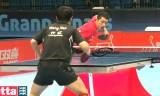 【卓球】 ITTFグランドファイナル2011 王皓VS許(高画質)