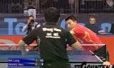 【卓球】 グランドファイナル2011 馬龍VS王皓(高画質)