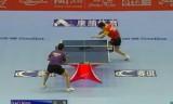 【卓球】 ITTFグランドファイナル2011 張継科VSガオニン