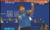 【卓球】 王皓VS馬龍の素晴らしい引き合いと裏面の融合
