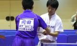 【卓球】 JTTLファイナル4 塩野真人 VS 岡田崚