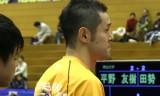 【卓球】 JTTLファイナル4 田勢邦史 VS 平野友樹