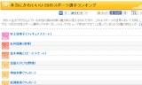【情報】 本当に可愛いU-20スポーツ選手ランキング!