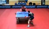 【卓球】 ヨーロッパチャンピオンズリーグ2011 サムソノフVSフレイタスの対戦!