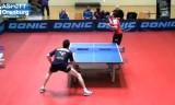 【卓球】 ヨーロッパチャンピオンズリーグ2011 サムソノフVSマテネの対戦!