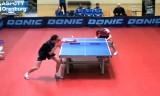 【卓球】 ヨーロッパチャンピオンズリーグ2011 オフチャロフVSマテネの対戦!