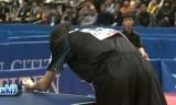 【卓球】 全日本選手権2012 水谷ノーバウンドショット
