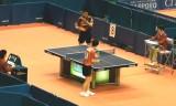 【卓球】 全日本選手権2012 吉田海偉 VS 松平健太