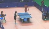【卓球】 全日本選手権2012 松平賢二 VS 高木和卓