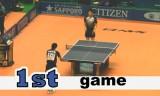 【卓球】 全日本選手権2012 水谷隼VS吉村真晴-1-5G