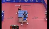 【卓球】 スロベニアオープン2012 張継科VS許