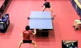 【卓球】 スロベニアオープン2012 鄭栄植VSゴーズィ