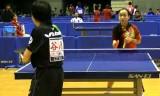 【卓球】 全日本選手権2012 谷岡あゆかVS伊藤美誠2