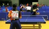 【卓球】 全日本選手権2012 谷岡あゆかVS伊藤美誠3