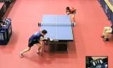 【卓球】 スロベニアオープン2012 張継科VSゴーズィ