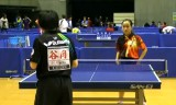 【卓球】 全日本選手権2012 谷岡あゆかVS伊藤美誠4