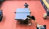 【卓球】 スロベニアオープン2012 朱世赫VS許