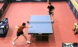 【卓球】 スロベニアオープン2012 馬龍VSワンの対戦!