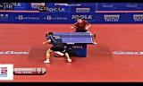 【卓球】 2012ヨーロッパトップ12 オフチャロフVS陳衛星
