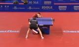 【卓球】 2012ヨーロッパトップ12 オフチャロフVSスカチコフ