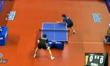 【卓球】 2012ヨーロッパトップ12 スミノルフVSスカチコフ