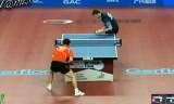 【卓球】 王皓 VS サムソノフ カタールオープン2012