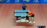 【卓球】 許 VS ルブツォフ カタールオープン2012
