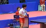 【卓球】 大矢英俊VS塩野真人1/3 2012ジャパントップ12