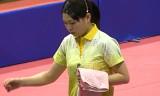 【卓球】 若宮三紗子VS松澤茉里奈 2012ジャパントップ12