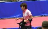 【卓球】 田代早紀VS藤井優子 2012ジャパントップ12
