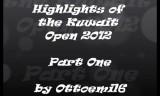 【卓球】 女子の試合動画 クウェートオープン2012