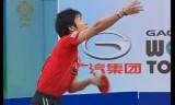 【卓球】 水谷隼VS荘智淵(準決)クウェートオープン2012