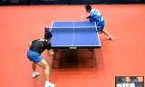 【卓球】 朱世赫 VS 張継科 ハンガリーオープン2012