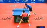 【卓球】 陳杞 VS シモン ハンガリーオープン2012