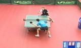 【卓球】 シバエフ VS ルベッソン ECL 2012