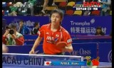 【卓球】 丹羽孝希VS徐賢徳 アジア選手権2012準決勝