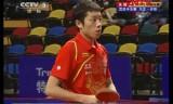【卓球】 馬龍VS許 アジア選手権2012男子単準決